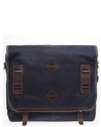 Mt hood messenger bag blue medium 1211973