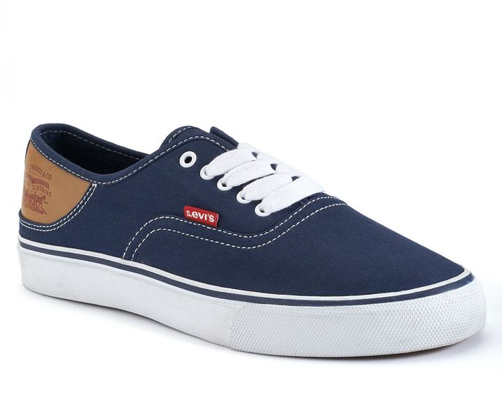 Levis Jordy Buck Canvas Sneakers