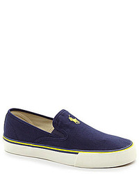 Polo Ralph Lauren Mytton Embroidered Sneakers