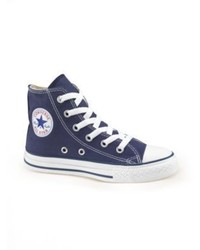 Converse Kids Chuck Taylor All Star Canvas High Top Sneakers