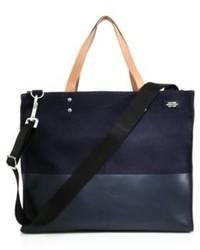 Jack Spade Dipped Square Tote Bag