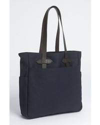 Filson Tote Bag Navy One Size