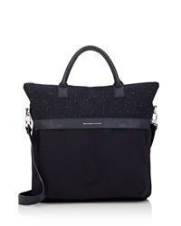 WANT Les Essentiels Ohare 2 Tote Blue