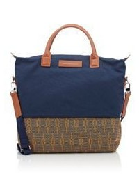 WANT Les Essentiels Ohare Tote Blue