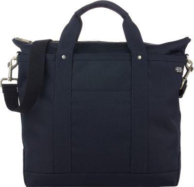 Bags Jack Spade Small Brick Tote Blue