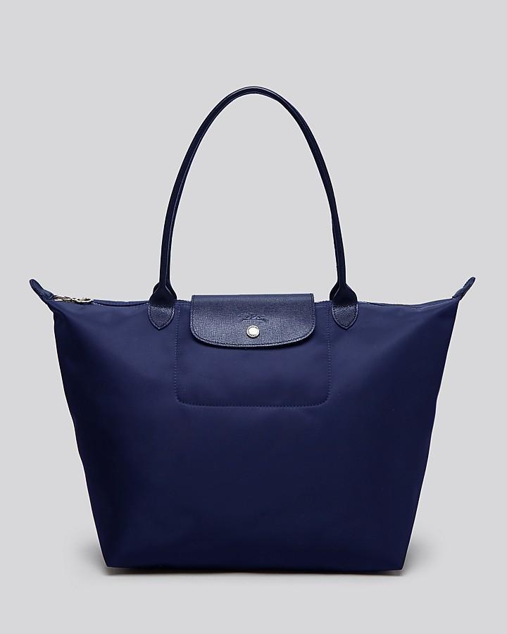 7ee4b216119f ... Bags Longchamp Tote Le Pliage Neo Large ...