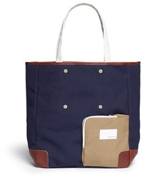 Nobrand Two Way Canvas Tote