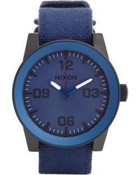Nixon Corporal Watch Blue