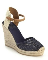 Tory Burch Search Results Lucis Lace Espadrille Wedge Sandals
