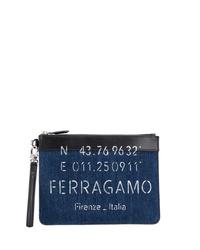 Salvatore Ferragamo Clutch Bag