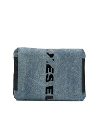 Diesel Slashed Logo Clutch