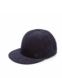 Maison Michel Hailey Cotton Corduroy Cap