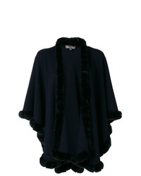N.Peal Med Cashmere Cape