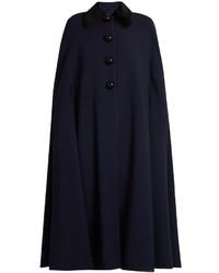 Roksanda Murren Contrast Collar Cady Cape