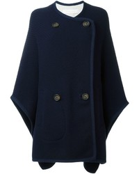 See by Chloe See By Chlo Double Breasted Cape Coat