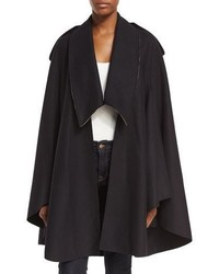 Burberry Tydehill Wool Cape