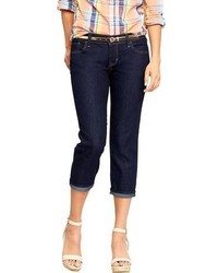 Old Navy The Diva Denim Capris