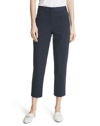 Tory Burch Vanner Slim Leg Ankle Pants
