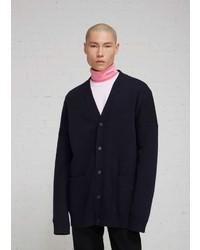 Calvin Klein 205w39nyc Wool Cashmere Long Cardigan