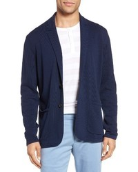 Zachary Prell Alipinia Notch Collar Cardigan