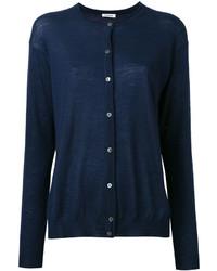Cashmere round neck cardigan medium 3668276