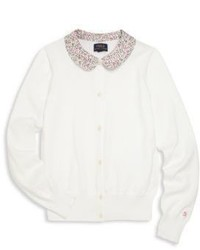 Ralph Lauren Girls Pima Cotton Cardigan