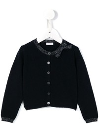 Il Gufo Bow Detail Cardigan