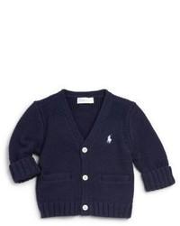 Ralph Lauren Infants Knit Cardigan