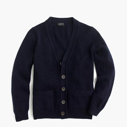 J.Crew Kids Cashmere Cardigan Sweater