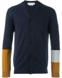 Marni Colour Block Cardigan