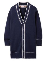 Marni Oversized Cashmere Cardigan