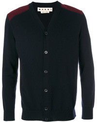Marni Shoulder Panel Buttoned Cardigan