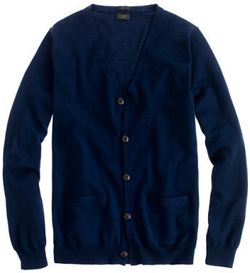 8ad456d53d45 J.Crew Slim Merino Wool Cardigan Sweater