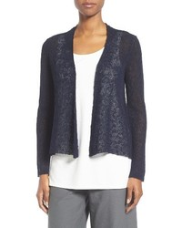 Eileen Fisher Slub Cardigan