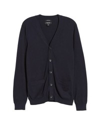 Nordstrom Men's Shop V Neck Cardigan