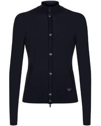 Armani Jeans Wool Mix Cardigan