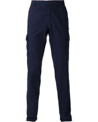 Brunello Cucinelli Slim Fit Cargo Pants