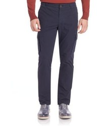 Brunello Cucinelli Cotton Cargo Pants