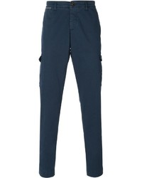 Eleventy Tapered Cargo Trousers
