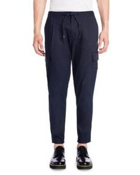 Emporio Armani Fitted Cargo Pants