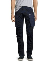 G Star G Star Rovic 3d Tapered Cargo Pants Blue Camo