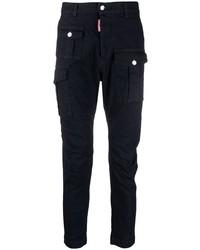 DSQUARED2 Pocket Detail Slim Fit Jeans