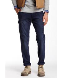 Gant Rugger Slim Fit Canvas Cargo Pant