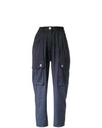 Sonia Rykiel Straight Cargo Trousers
