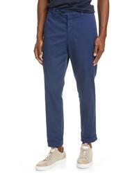 Brunello Cucinelli Stretch Cotton Cargo Pants