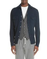 Eleventy Cashmere Overshirt