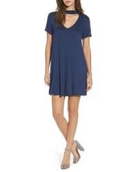 Choker t shirt dress medium 4913563