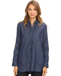 Maria shirt chambray medium 78739