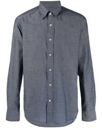Canali Button Down Fitted Shirt