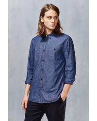 All Son All Son Chambray Button Down Workshirt